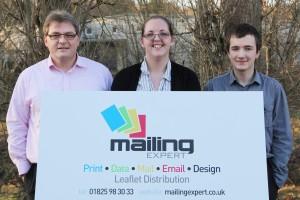 Mailing Expert team