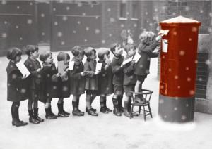 Christmas Post